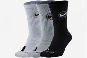 Носки Nike 3PPK Everyday Crew Basketball DA2123-902