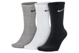 Носки Nike 3PPK Value Cotton Crew White SX4508-965