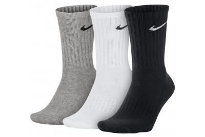 Носки Nike 3PPK Value Cotton Crew SX4508-965