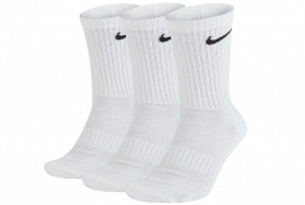 Носки Nike 3PPK Everyday Cushion Crew Training White SX7664-100