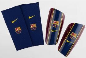 Щитки Nike FC Barcelona 2020/21 Mercurial Lite CQ8069-620