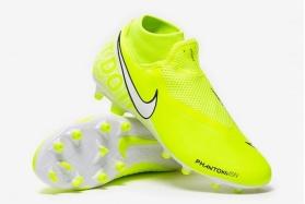 Футбольные бутсы Nike Phantom Vision Academy DF FG AO3258-717