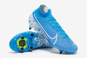 Футбольные бутсы Nike Mercurial Superfly 7 Elite SG Pro AC AT7894-414