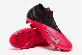 Футбольные бутсы Nike Phantom Vision II Elite DF FG AO3262-600