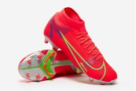 Футбольные бутсы Nike Mercurial Superfly 8 Academy MG CV0843-600