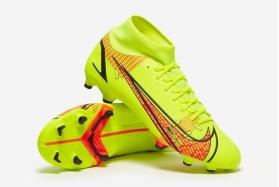 Футбольные бутсы Nike Mercurial Superfly 8 Academy MG CV0843-760