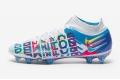 Футбольные бутсы Nike Phantom GT Elite 3D DF FG CZ3458-467