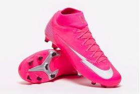 Футбольные бутсы Nike Mercurial Superfly 7 Academy Mbappe MG DB5611-611