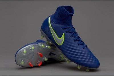 Детские футбольные бутсы Nike Magista Obra II FG Junior Finale Cardiff 844410-409
