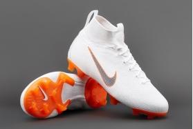 Детские футбольные бутсы Nike Mercurial Superfly 6 Elite FG Junior AH7340-107