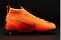 Детские футбольные бутсы Nike Mercurial Superfly 6 Elite FG Junior Orange AH7340-810