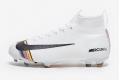 Детские футбольные бутсы Nike Mercurial Superfly 6 Elite CR7 FG Junior AJ3086-109