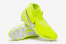Детские футбольные бутсы Nike Phantom Vision Academy DF FG Junior AO3287-717