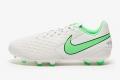 Детские футбольные бутсы Nike Tiempo Legend VIII Academy FG Junior (КОЖА) AT5732-030