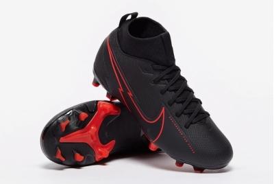 Детские футбольные бутсы Nike Mercurial Superfly 7 Academy MG Junior AT8120-060