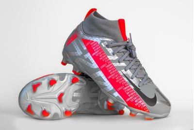 Детские футбольные бутсы Nike Mercurial Superfly 7 Academy MG Junior AT8120-906