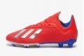 Детские футбольные бутсы Adidas X 18.3 FG Junior BB9371