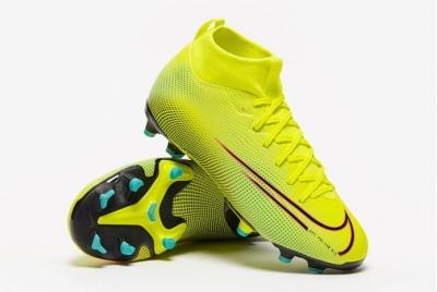 Детские футбольные бутсы Nike Dream Speed Mercurial Superfly 7 Academy MG Junior BQ5409-703