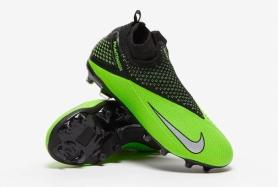 Детские футбольные бутсы Nike Phantom Vision II Elite DF FG Junior CD4062-306
