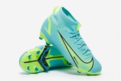 Детские футбольные бутсы Nike Mercurial Superfly 8 Academy MG Junior CV1127-403
