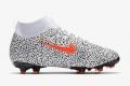 Детские футбольные бутсы Nike Mercurial Superfly 7 Academy CR7 MG Junior CV3182-180