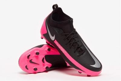 Детские футбольные бутсы Nike Phantom GT Academy DF MG Junior CW6694-006
