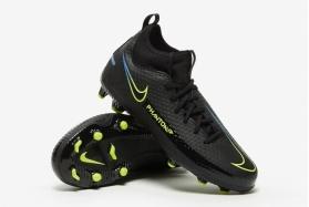 Детские футбольные бутсы Nike Phantom GT Academy DF MG Junior CW6694-090