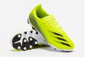 Детские футбольные бутсы Adidas X Ghosted.3 FG Junior FW6934