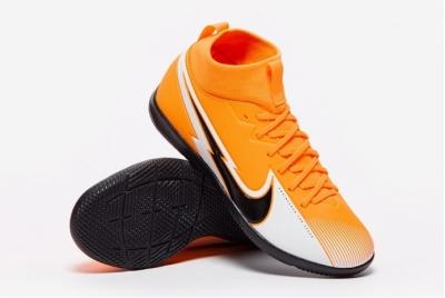 Детские футзалки Nike Mercurial Superfly 7 Academy IC Junior AT8135-801