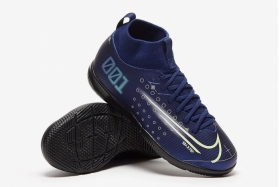 Детские футзалки Nike Dream Speed Mercurial Superfly 7 Academy IC Junior BQ5529-401
