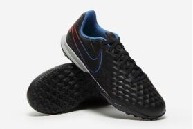 Детские сороконожки Nike Tiempo Legend VIII Academy TF Junior (КОЖА) AT5736-090
