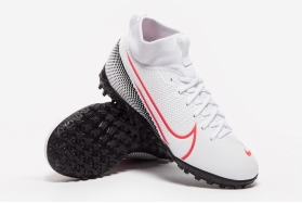 Детские сороконожки Nike Mercurial Superfly 7 Academy TF Junior AT8143-160