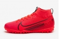 Детские сороконожки Nike Mercurial Superfly 7 Academy TF Junior AT8143-606