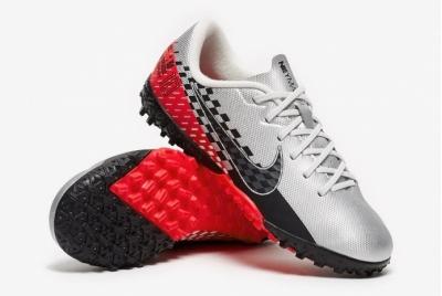 Детские сороконожки Nike Mercurial Vapor 13 Academy Neymar TF Junior AT8144-006
