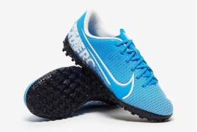 Детские сороконожки Nike Mercurial Vapor 13 Academy TF Junior AT8145-414