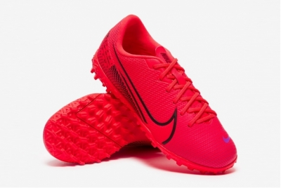 Детские сороконожки Nike Mercurial Vapor 13 Academy TF Junior AT8145-606