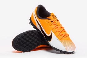 Детские сороконожки Nike Mercurial Vapor 13 Academy TF Junior AT8145-801