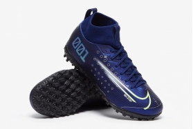 Детские сороконожки Nike Dream Speed Mercurial Superfly 7 Academy TF Junior BQ5407-401