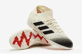 Детские сороконожки Adidas Nemeziz 18.3 TF Junior CM8517
