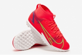 Детские сороконожки Nike Mercurial Superfly 8 Academy TF Junior CV0789-600