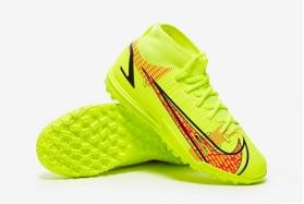 Детские сороконожки Nike Mercurial Superfly 8 Academy TF Junior CV0789-760