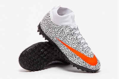 Детские сороконожки Nike Mercurial Superfly 7 Academy CR7 TF Junior CV3187-180