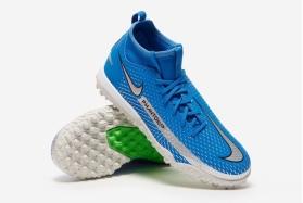 Детские сороконожки Nike Phantom GT Academy DF TF Junior CW6695-400