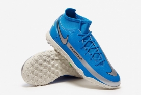 Детские сороконожки Nike Phantom GT Club DF TF Junior CW6729-400