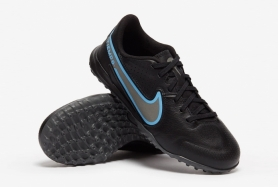 Детские сороконожки Nike Tiempo Legend 9 Academy TF Junior (КОЖА) DA1328-004