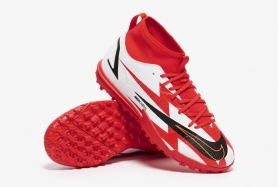 Детские сороконожки Nike Mercurial Superfly 8 Academy CR7 TF Junior DB2679-600