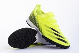 Детские сороконожки Adidas X Ghosted.3 TF Junior FW6926