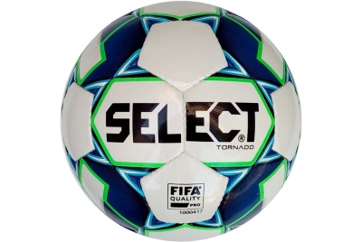 Мяч для футзала Select Futsal Tornado 2018 White 62008