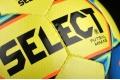 Мяч для футзала Select Mimas Yellow 62012