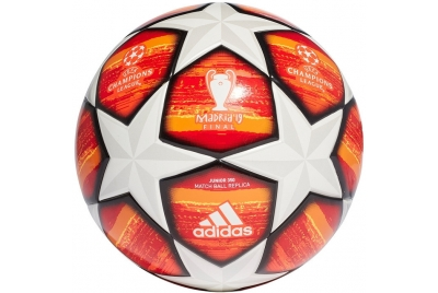 Футбольный мяч Adidas Finale Madrid 19 Junior 350g DN8681